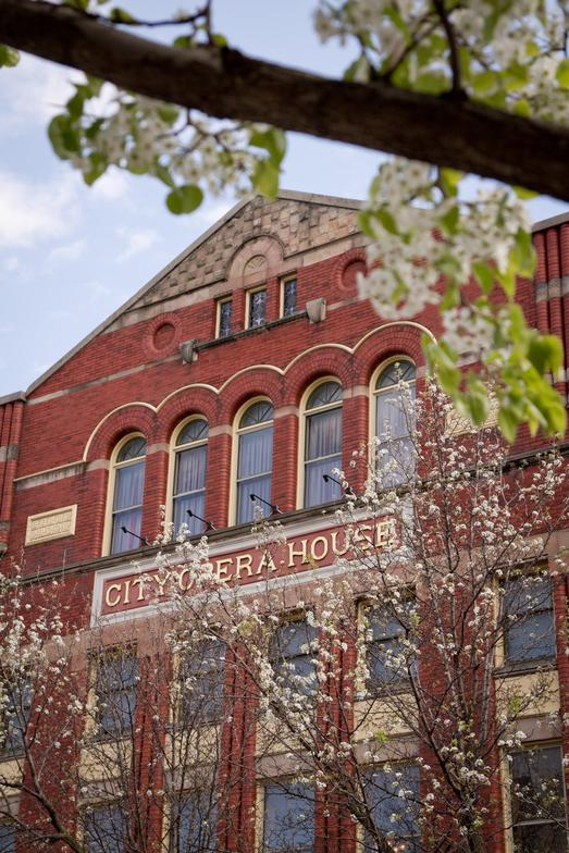 view of traverse city opera house